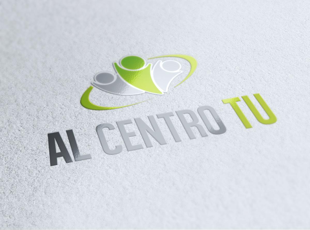 Al Centro Tu Logo by Maniac Studio