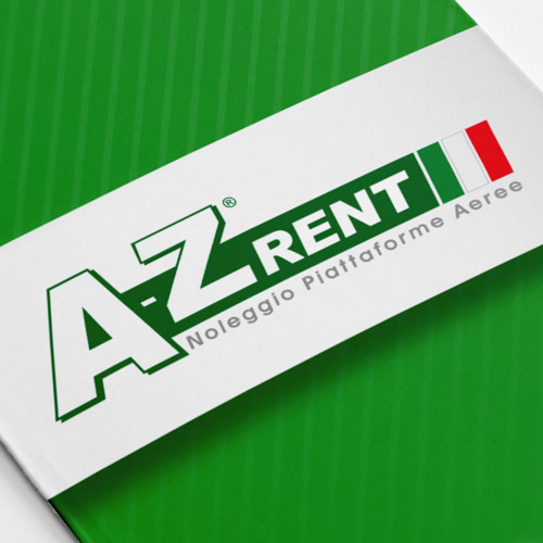 Az Rent Logo by Maniac Studio