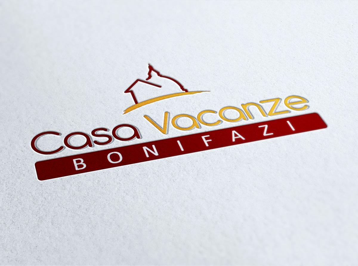 Casa Vacanze Bonifazi Logo by Maniac Studio