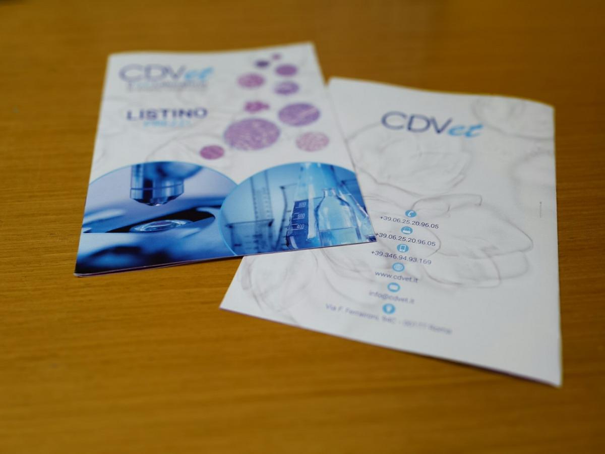 CDVet atalogo listino prezzi by Maniac Studio