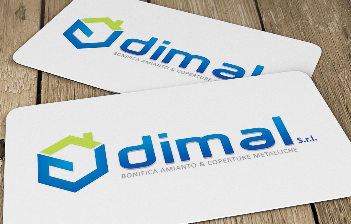 Dimal Logo Aziendale by Maniac Studio