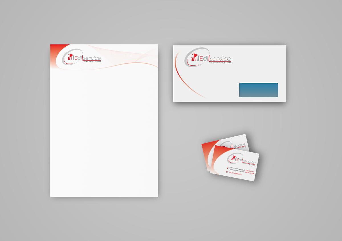 Edil Services Immagine Coordinata by Maniac Studio