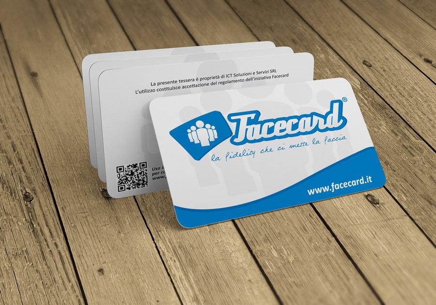 Facecard Card by Maniac Studio