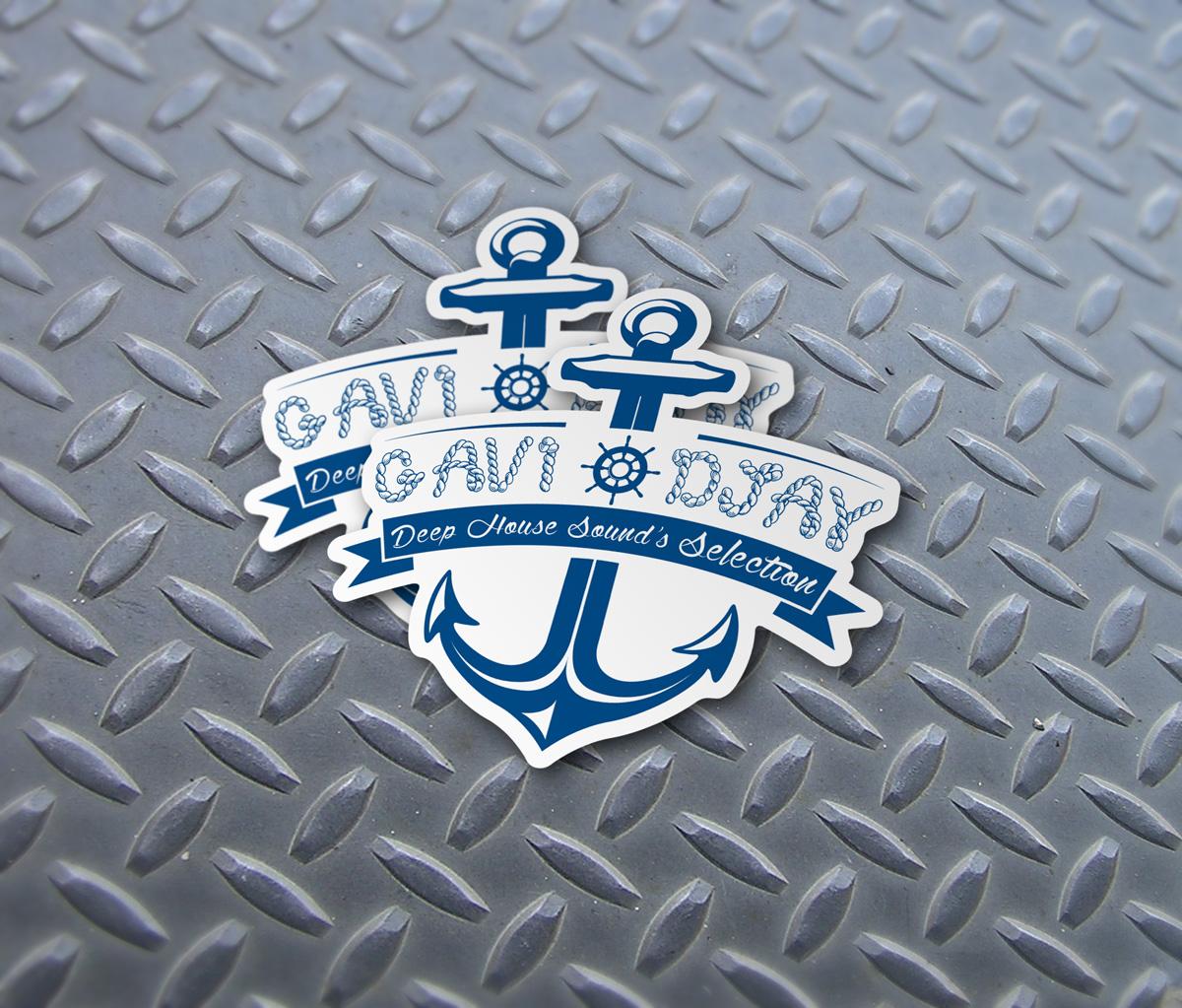 Gavi DJ Etichette Adesive by Maniac Studio