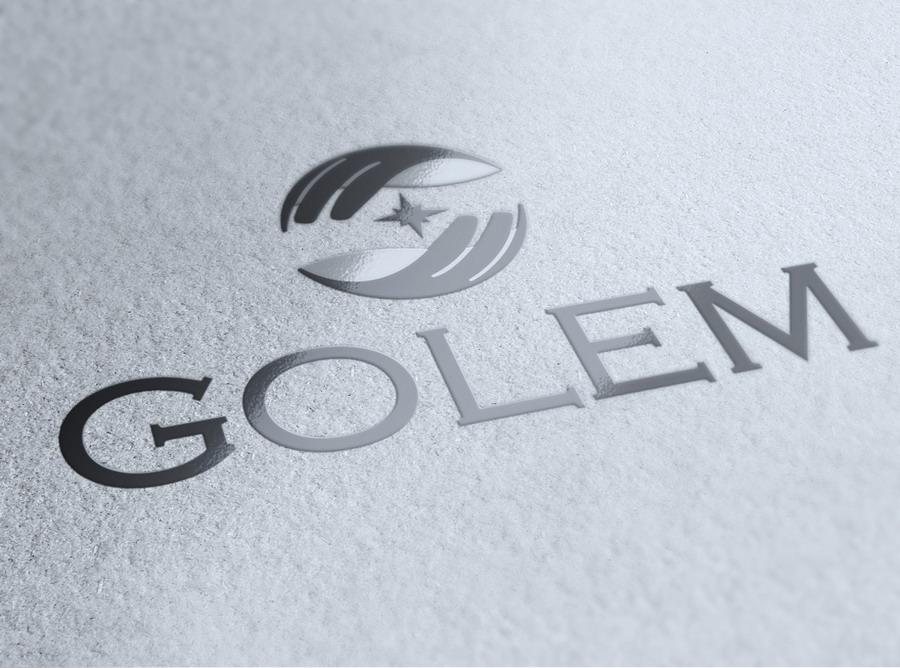Golem Libri Logo by Maniac Studio
