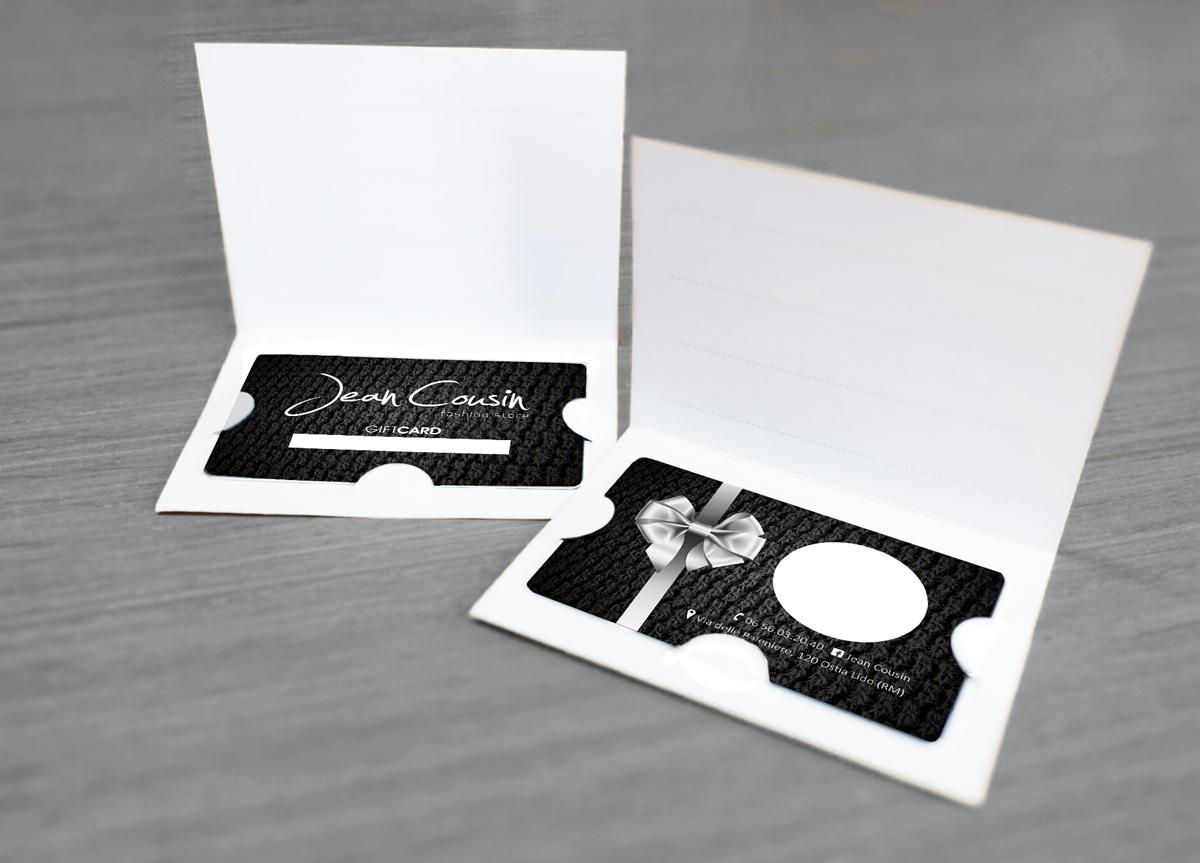 Jean Cousin Gift Card by Maniac Studio