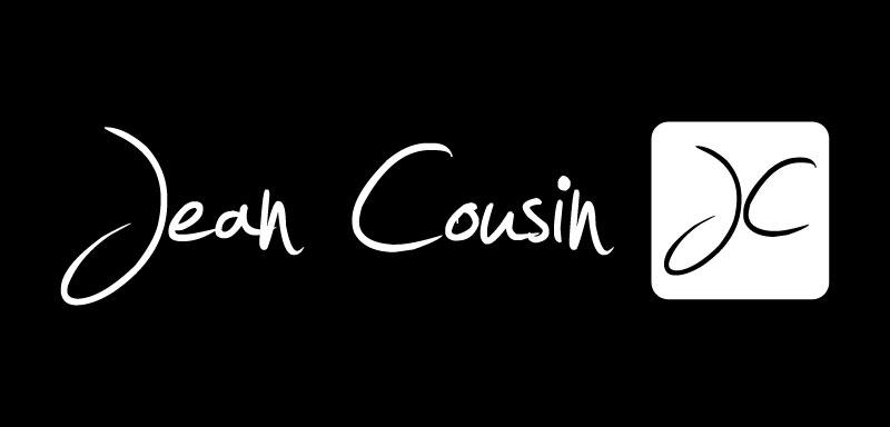 Jean Cousin logo by Maniac Studio