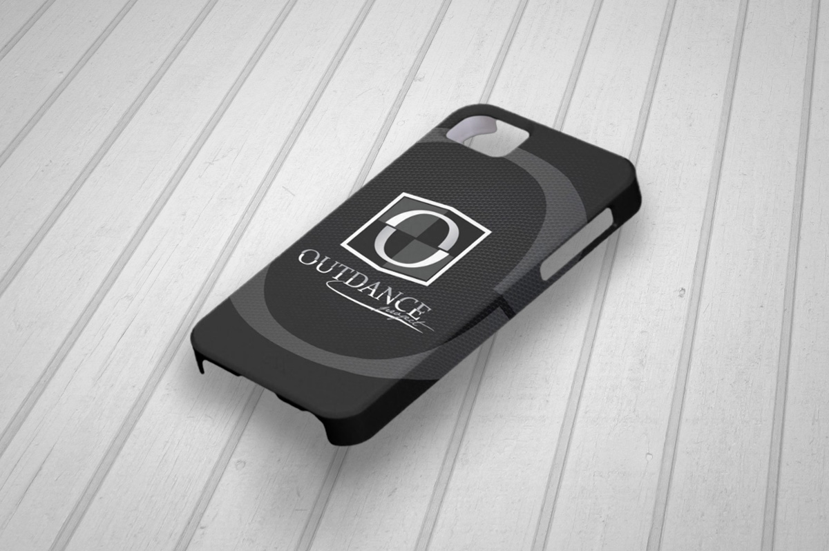 OutDance Project Iphone 5s Cover by Maniac Studio