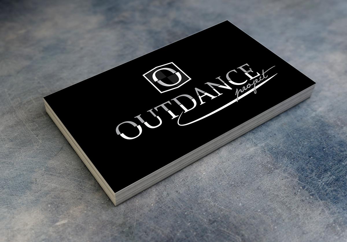 OutDance project Logo by Maniac Studio