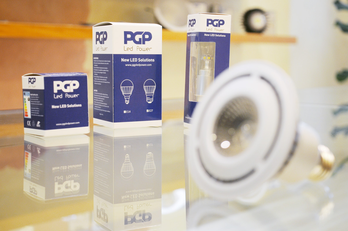 PGP Led Power Packaging by Maniac Studio