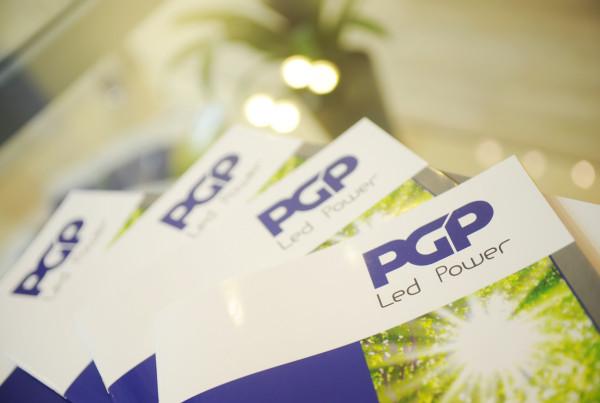 PGP Led Power Catalogo Prodotti by Maniac Studio