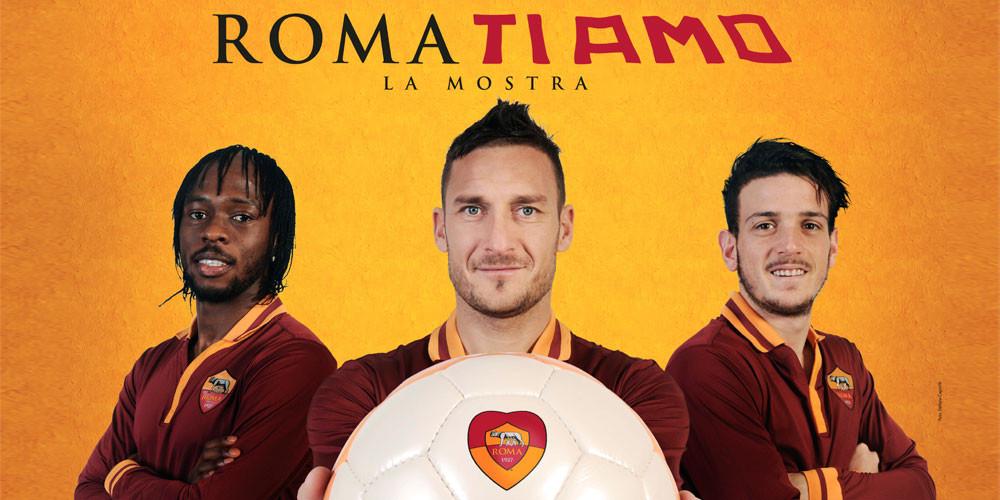 Roma Ti Amo - La Mostra foto by Stafano Caporilli