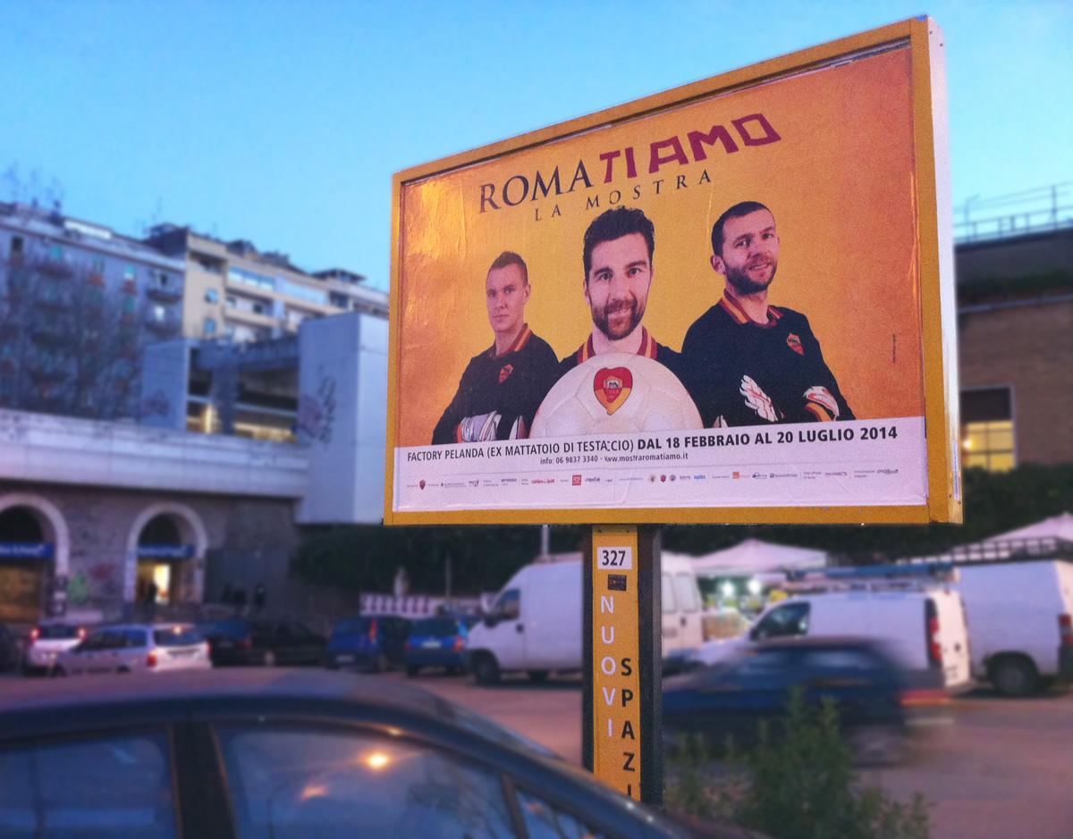 Roma ti amo Servizio Fotografico Cartellonistica by Maniac Studio
