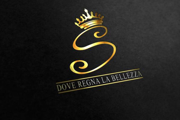 Sabrina Spa Logo by Maniac Studio