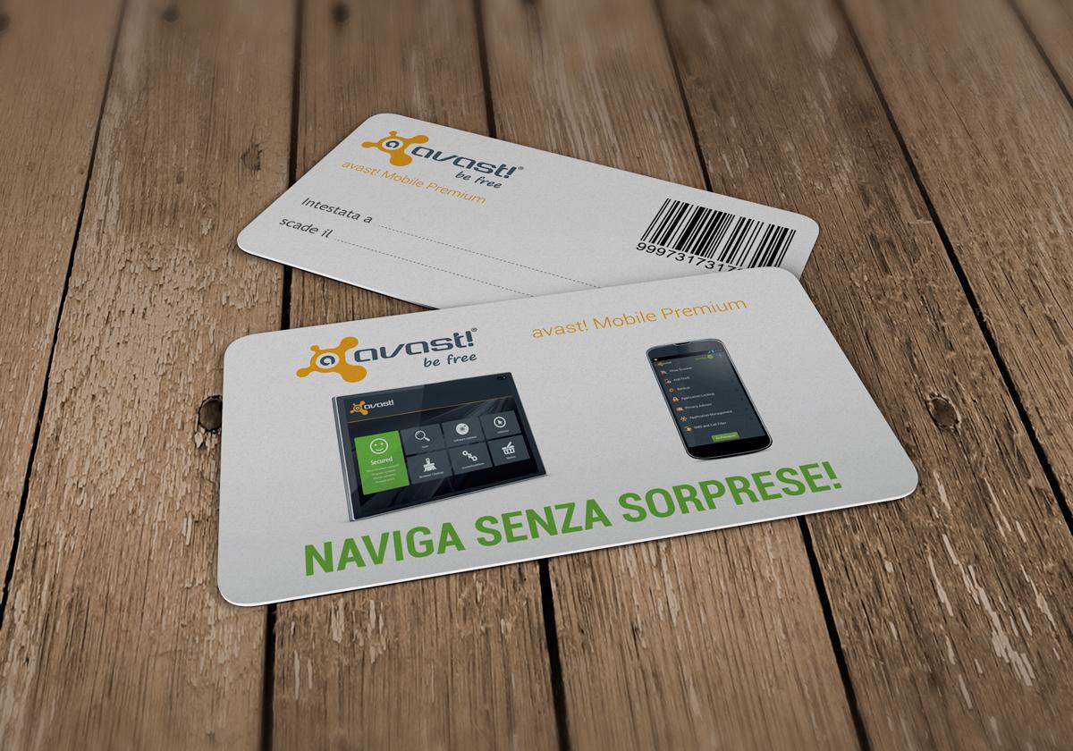 Avast! Scratch Card by Maniac Studio