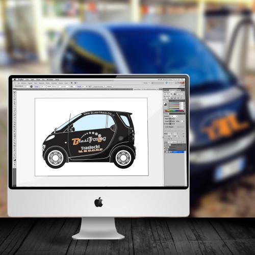 Blasi Traslog Personalizzazione Smart Aziendale by Maniac Studio