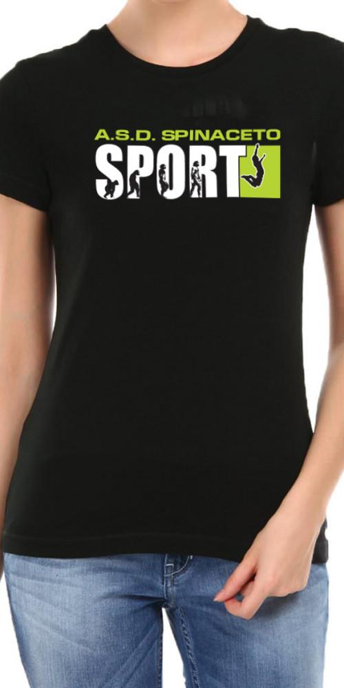 Spinaceto Sport Abbigliamento by Maniac Studio