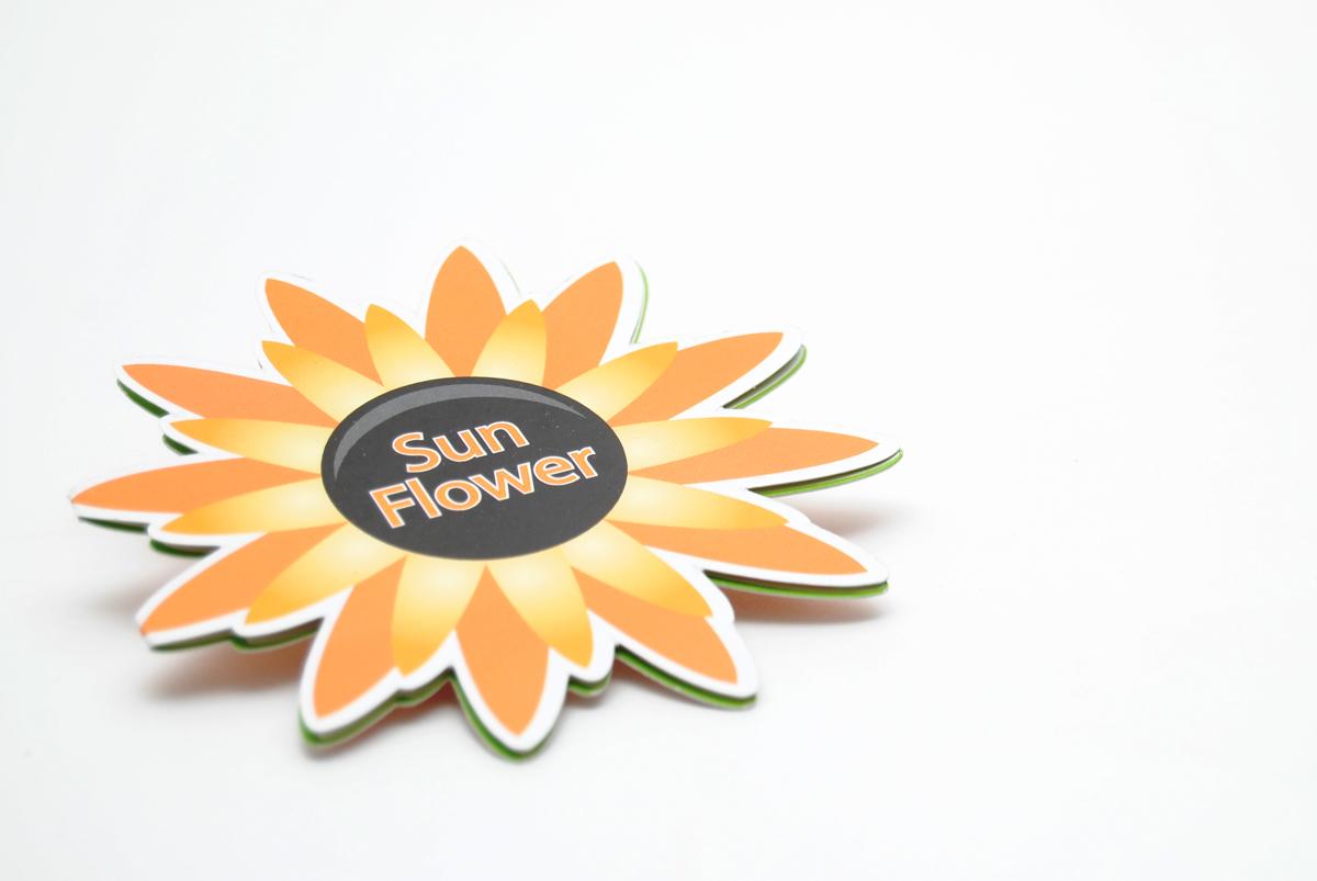 Sun Flower Buono by Maniac Studio