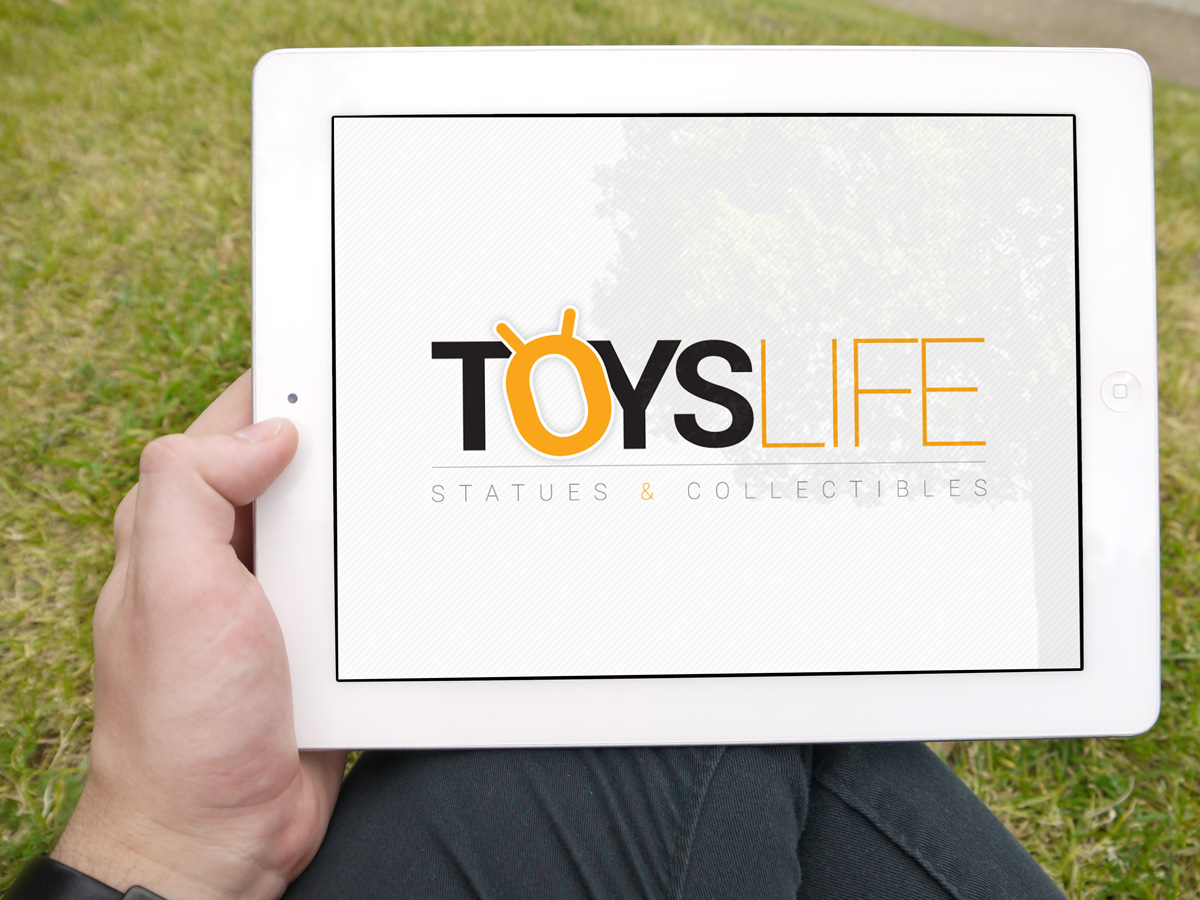 ToysLife logo by Maniac Studio