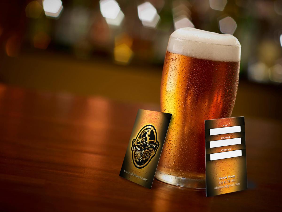 Ubi's Beer Tessere by Maniac Studio