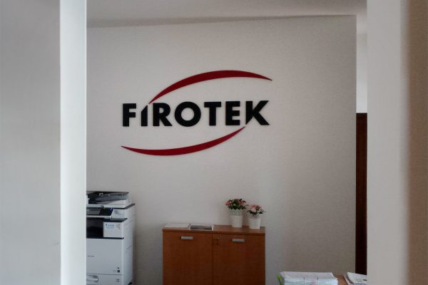 Firotek Insegna Forex Sagomato by Maniac Studio
