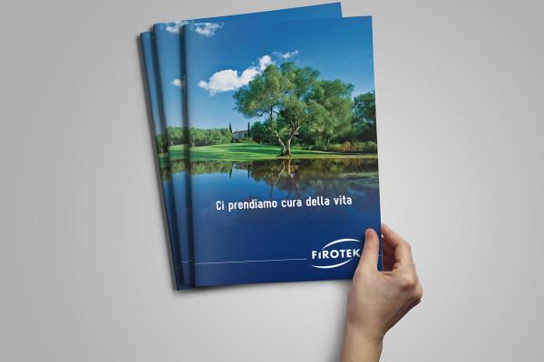 Firotek Brochure 3 ante by Maniac Studio